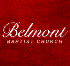 Belmont Baptist Church Logo