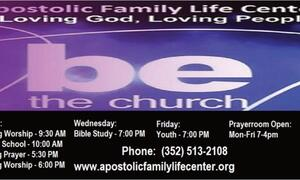 Apostolic Family Life Center