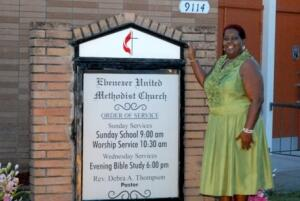 Ebenezer United Methodist Church Logo