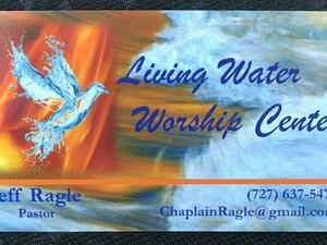 Living Water Worship Center Logo