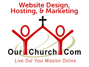 OurChurch.Com Website Services Logo