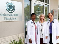 Gainesville Direct Primary Care Physicians Logo