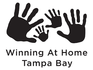 Winning At Home -Tampa Bay Logo