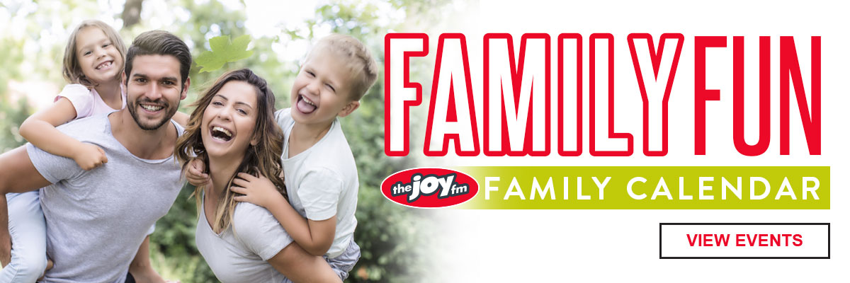 Find events near you on the Family Calendar!