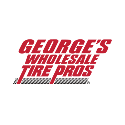 George's Wholesale Tire Logo