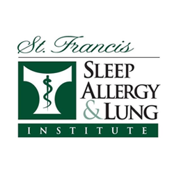 St. Francis Sleep, Allergy, and Lung Institute Logo