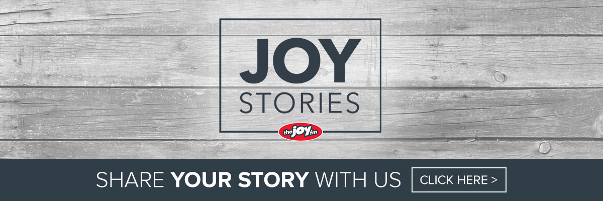 Share your JOY story with us!