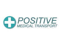 Positive Medical Transport Logo