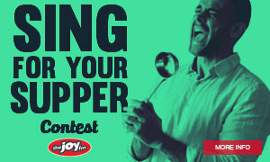 Sing for YOUR Supper Contest