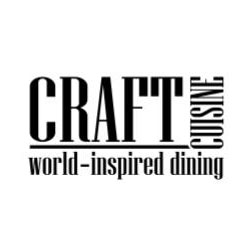 Craft Cuisine World-Inspired Dining Logo
