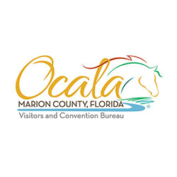 Ocala/Marion County Visitors and Convention Bureau Logo