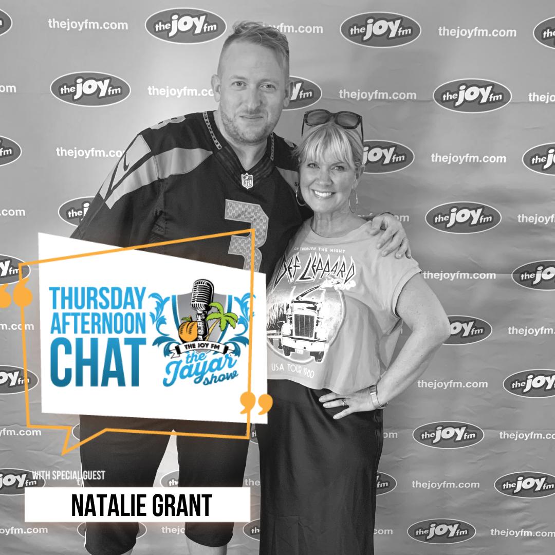 Natalie Grant Christmas Tour 2020 Natalie Grant   January 2020 | The JOY FM   Contemporary Christian
